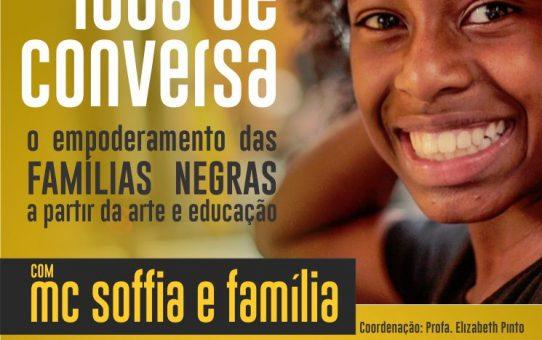 NOVEMBRO NEGRO RODA DE CONVERSA MC SOFFIA com horario