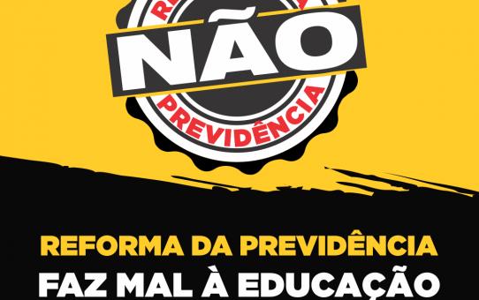 CARDS NAO A PREVIDENCIA MIDIAS SOCIAIS FAZ MAL EDUCACAO