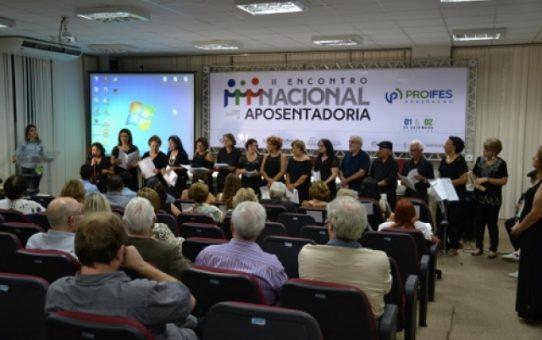 encontro nacional assuntos aposentadoria