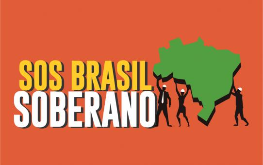 arte quadrada para site brasil soberano