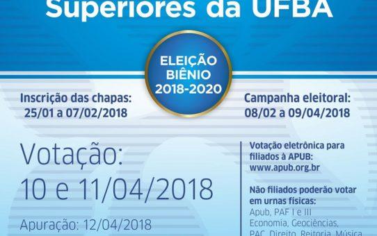 CARTAZ ELEICACOL CONSUNI 2018 2020