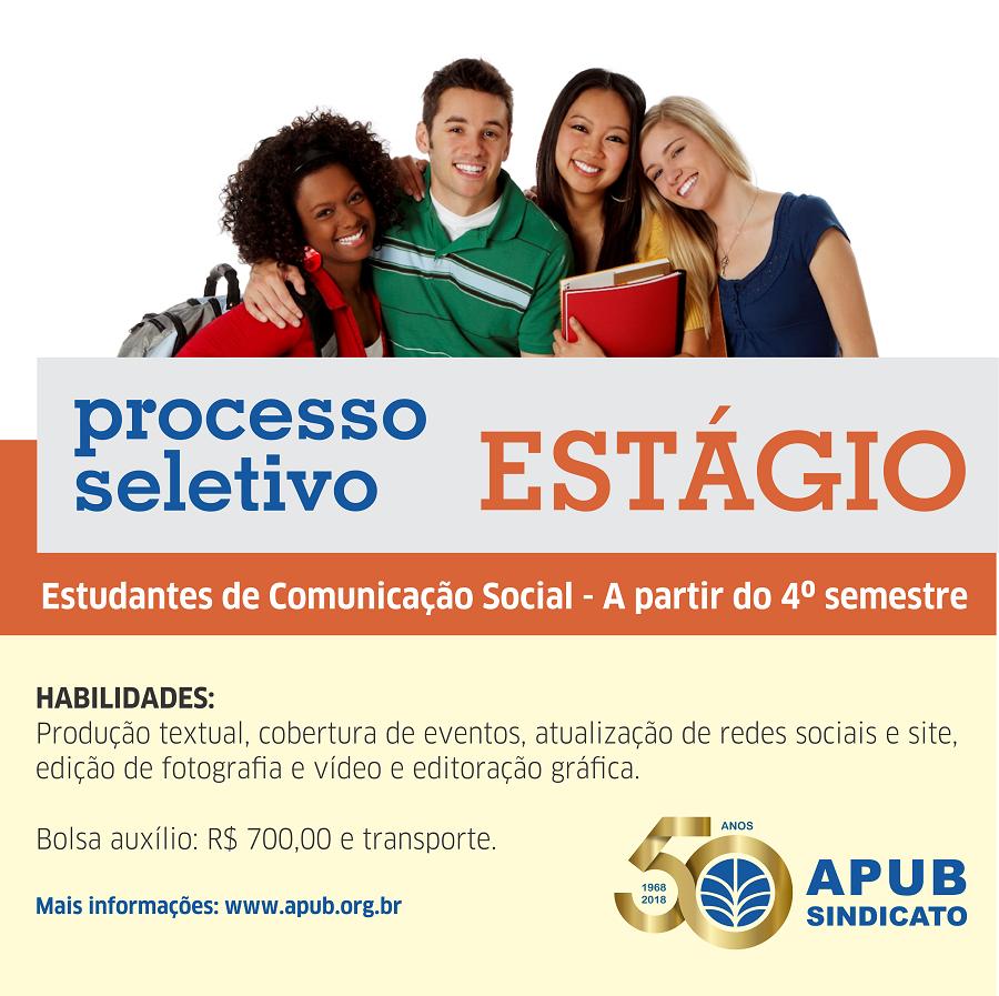 ESTAGIO SELECAO CARD