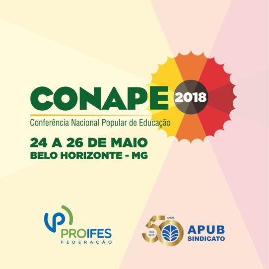 CARD CONAPE 2018