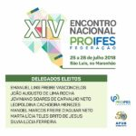 CARD ELEITOS DO XIV ENCONTRO NAICONAL DO PROIFES 2018 (1)