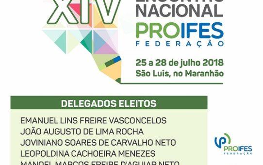 CARD ELEITOS DO XIV ENCONTRO NAICONAL DO PROIFES 2018 (1)