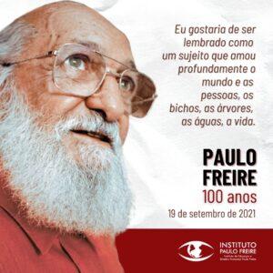 Inimigos da autonomia, extremistas atacam Paulo Freire por ter medo dele